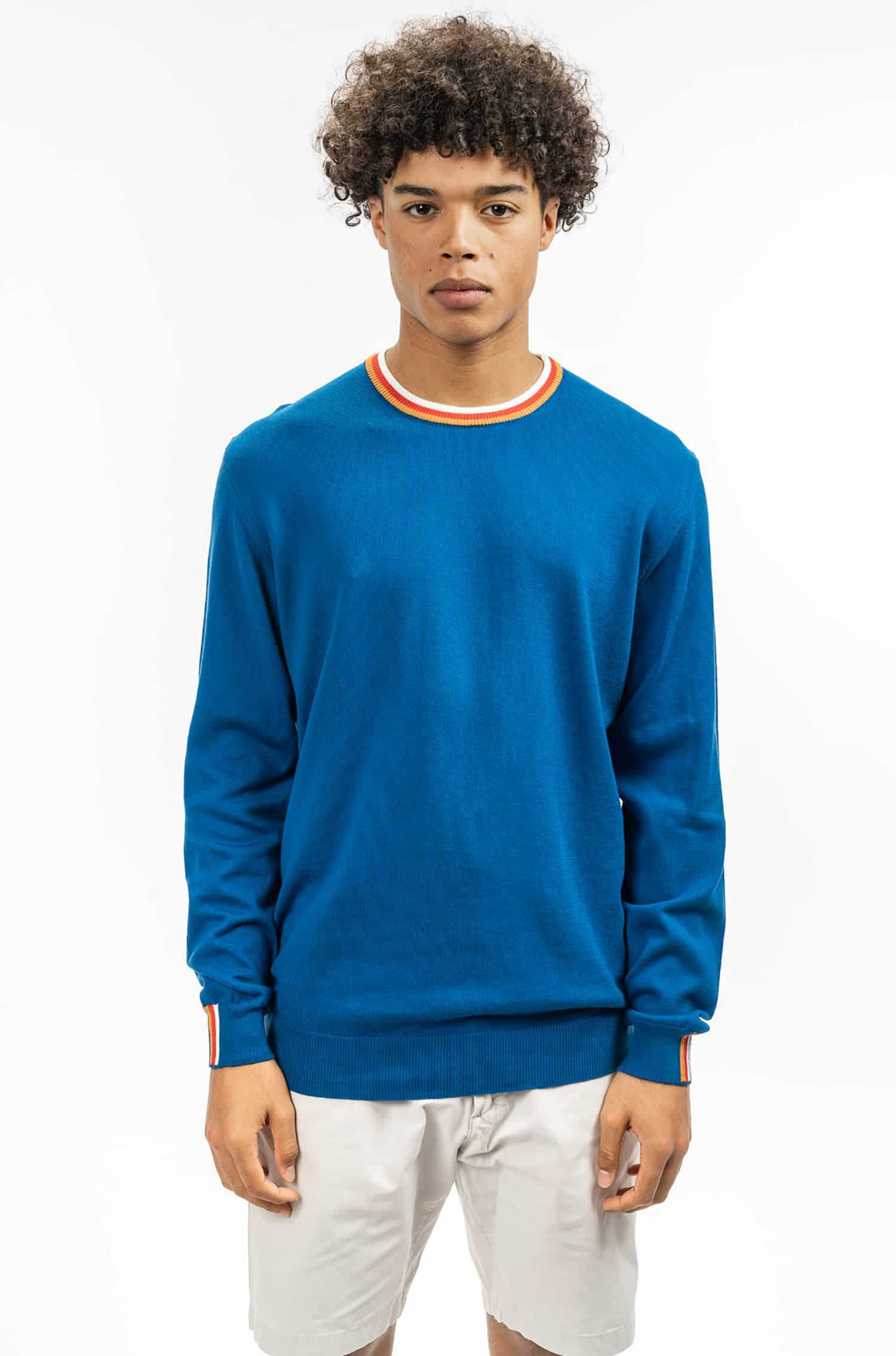 Concord Knitwear - French Blue
