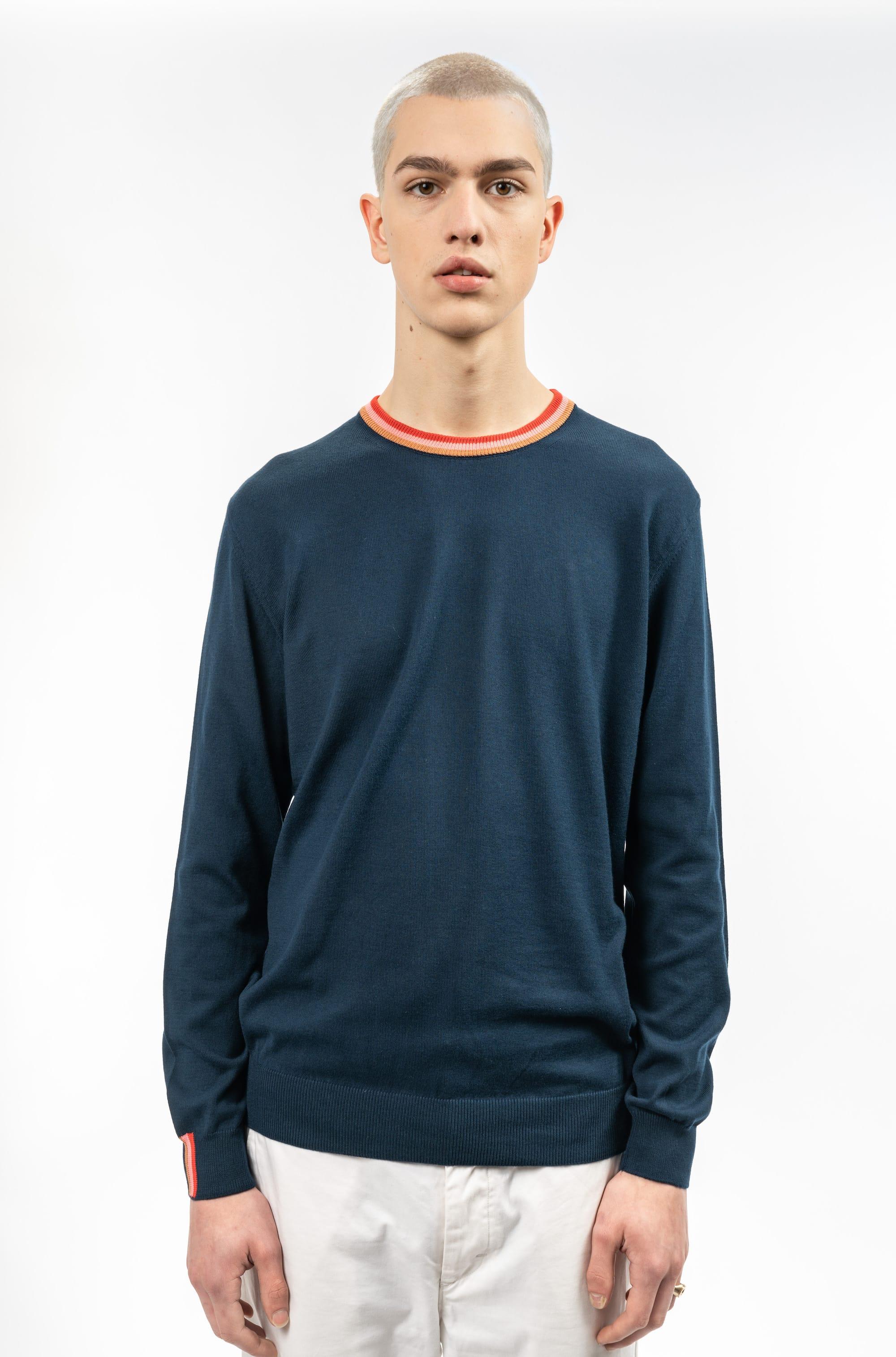 Castart Concord blue Knitwear SS19