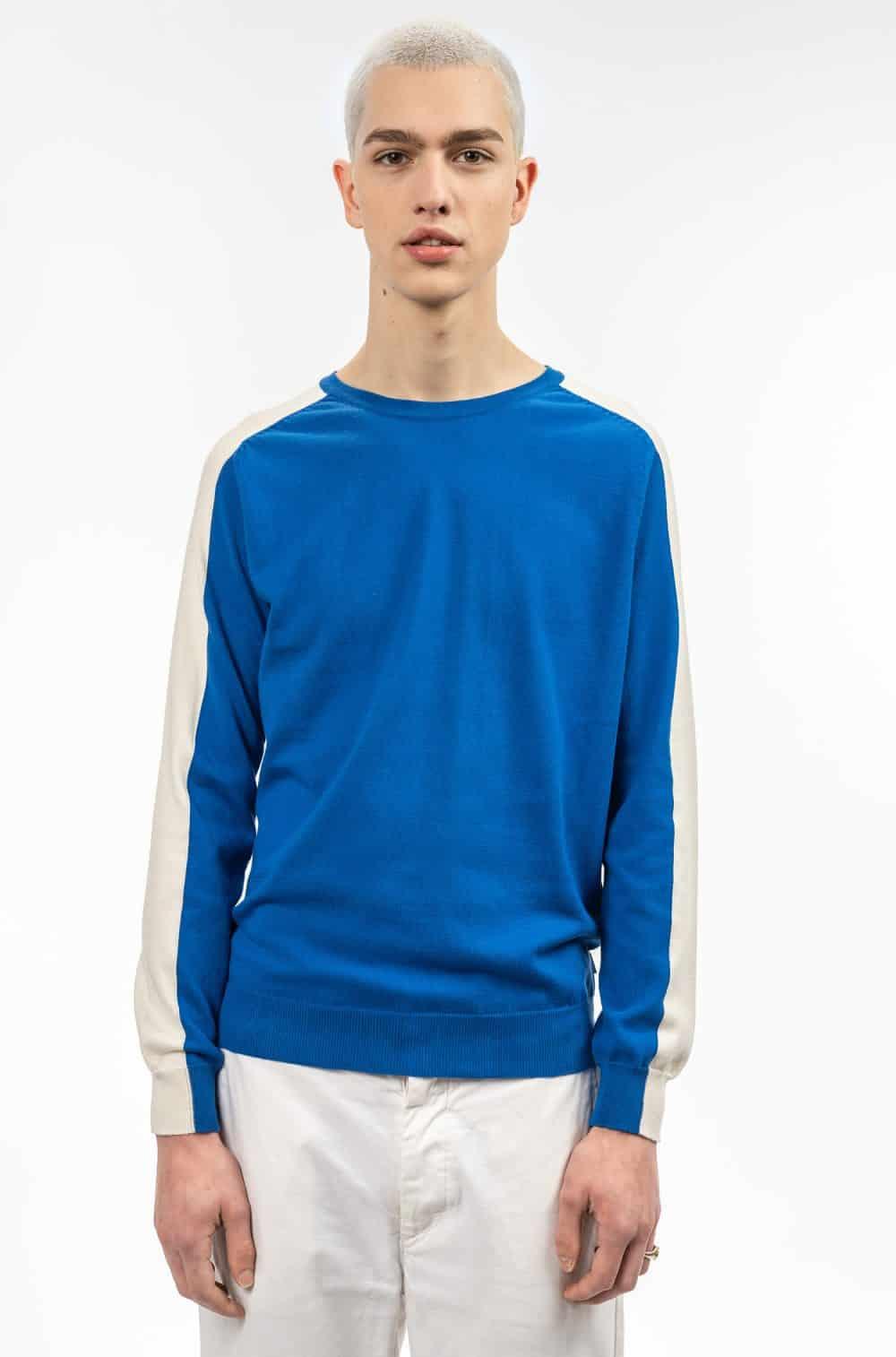 Flatbush Knitwear - Light Blue