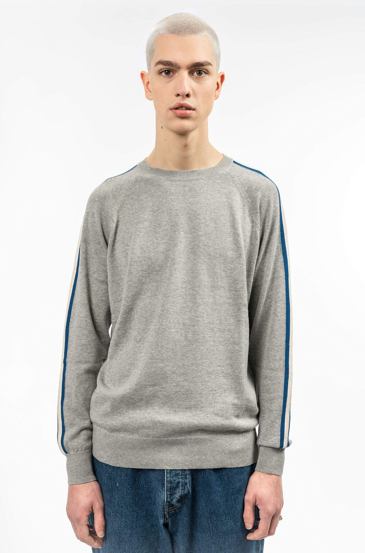 Stapleton Knitwear - Middle Grey