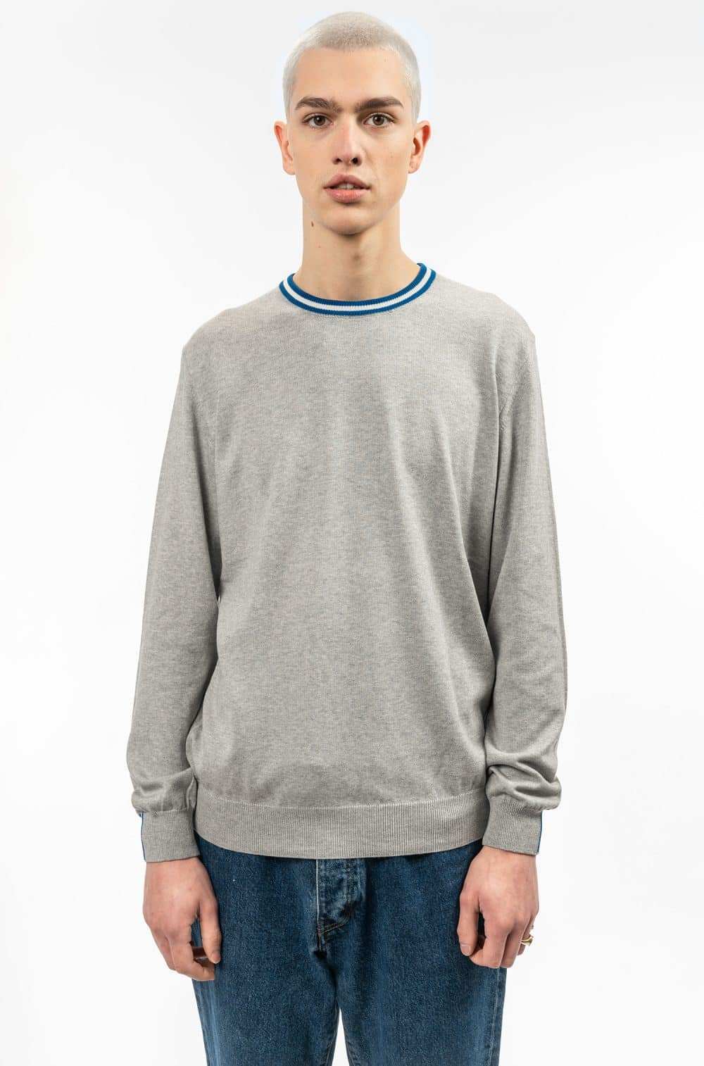 Concord Knitwear - Middle Grey