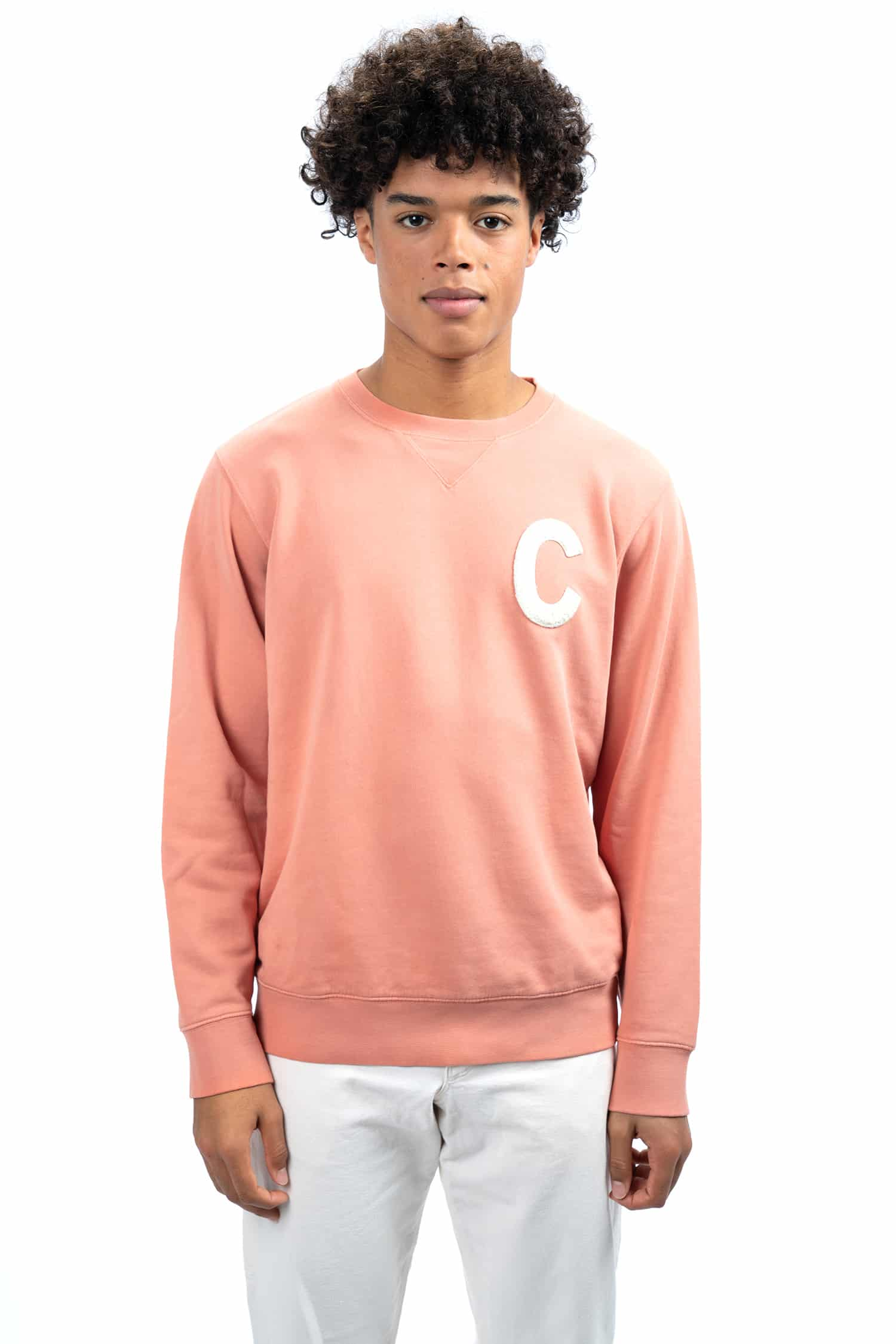 Williamsburg Sweater - Orange