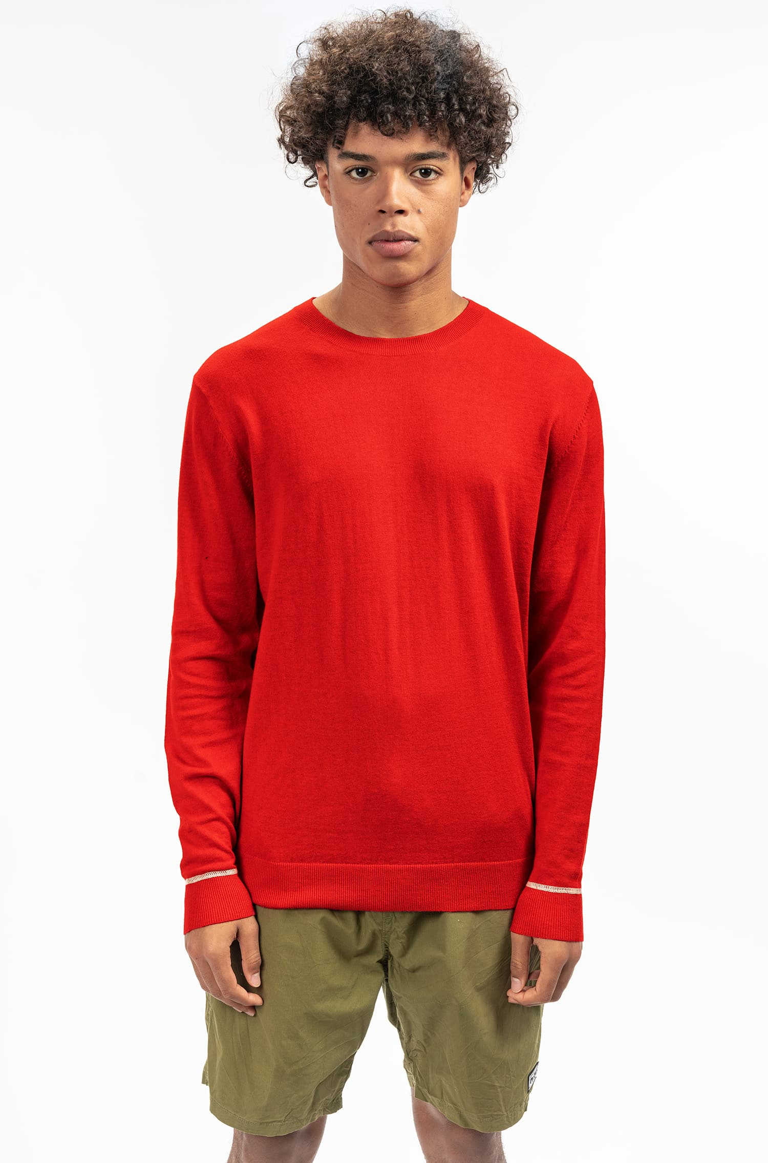 Fordham Knitwear - Red