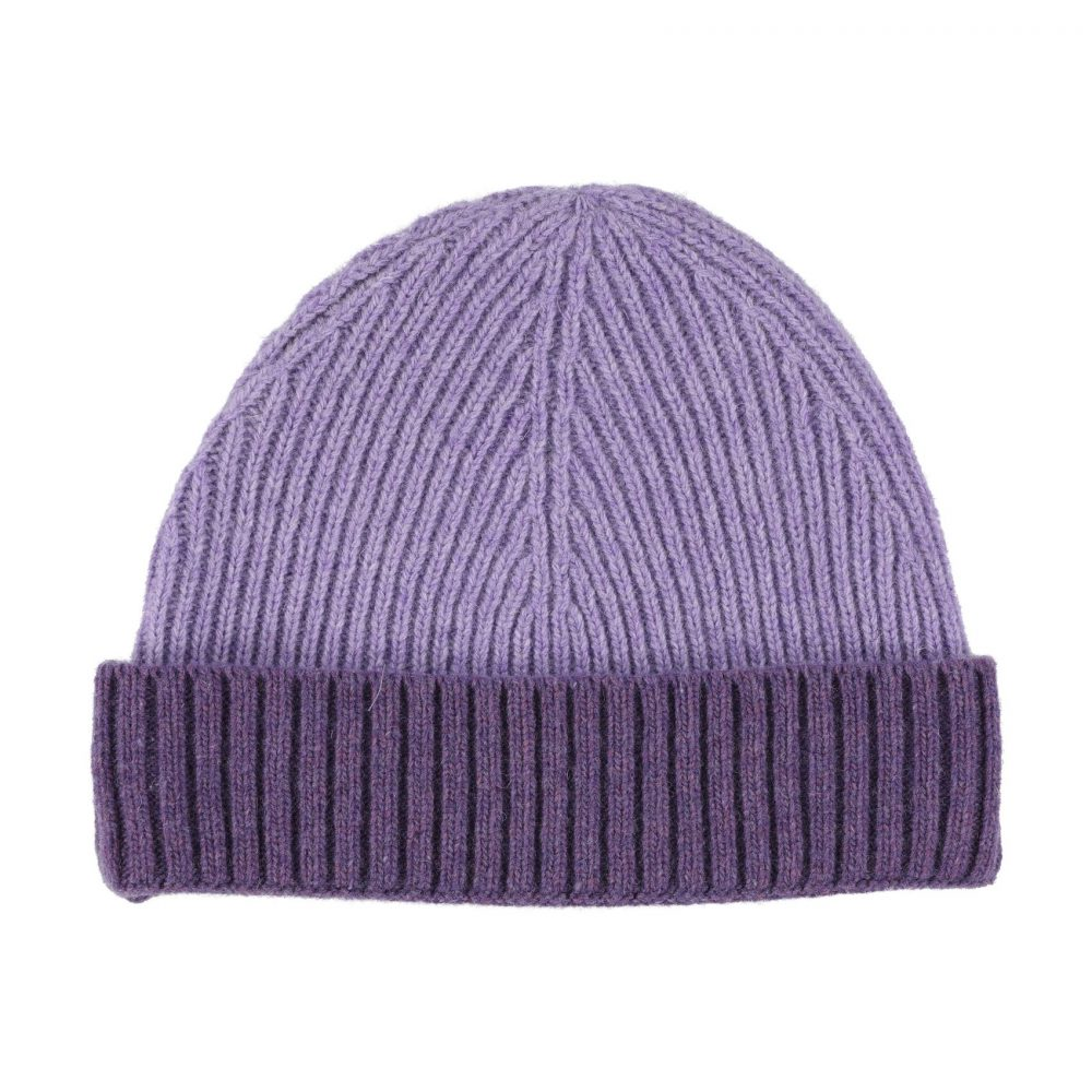 castart colorful accessories - colored beanie mies purple