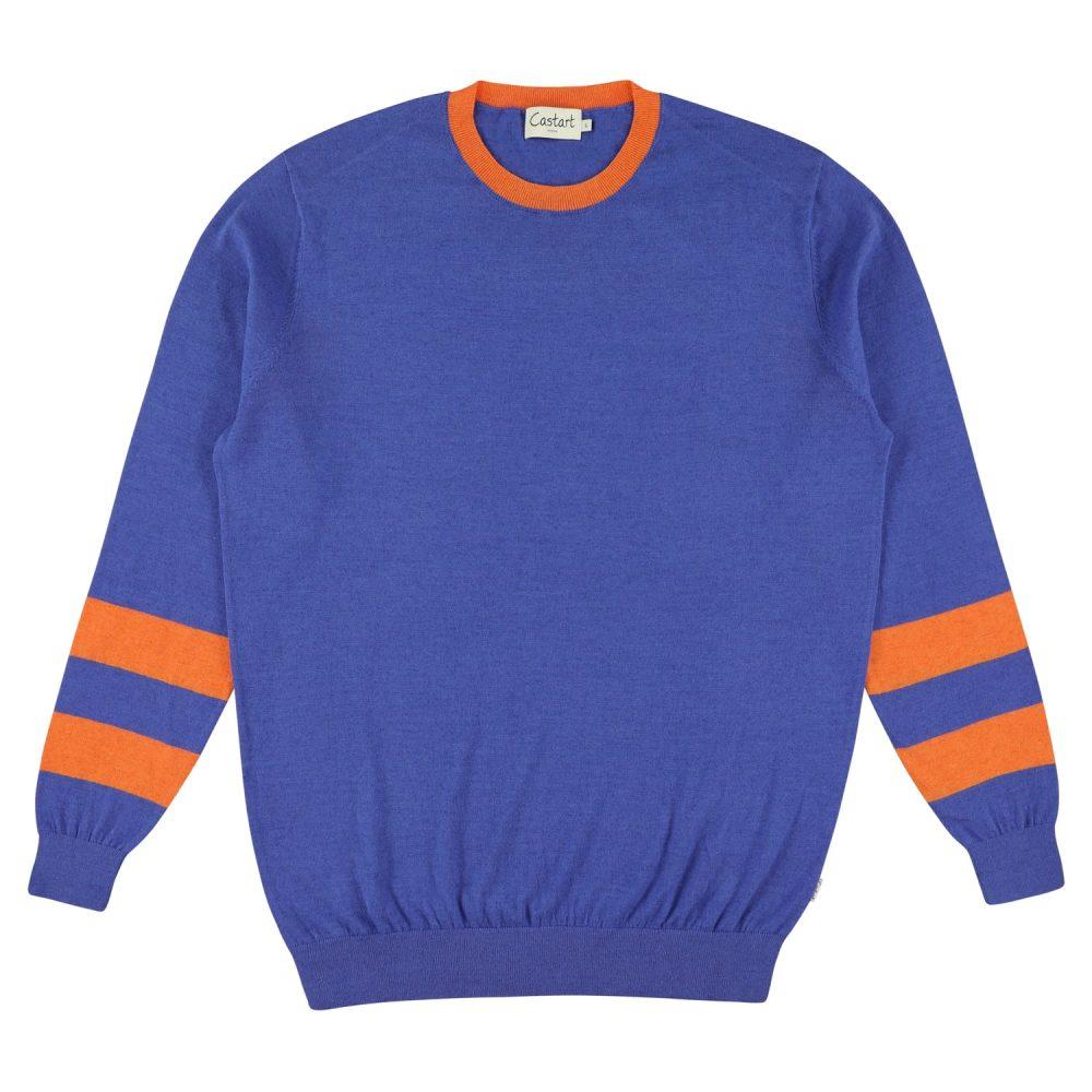 Beaumaris Knitwear - French Blue