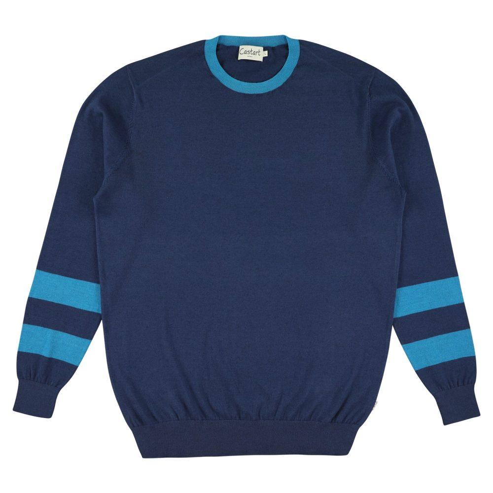 Beaumaris Knitwear - Navy