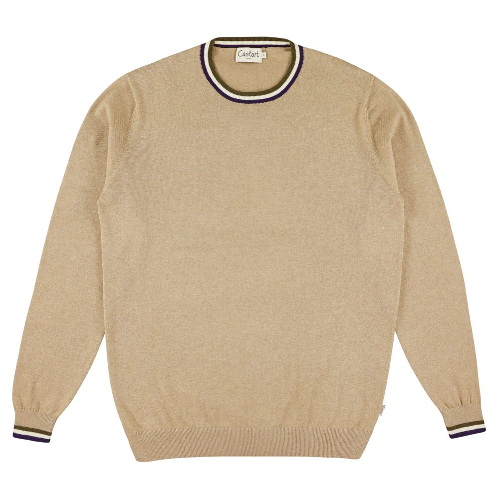 Concord Knitwear - Camel