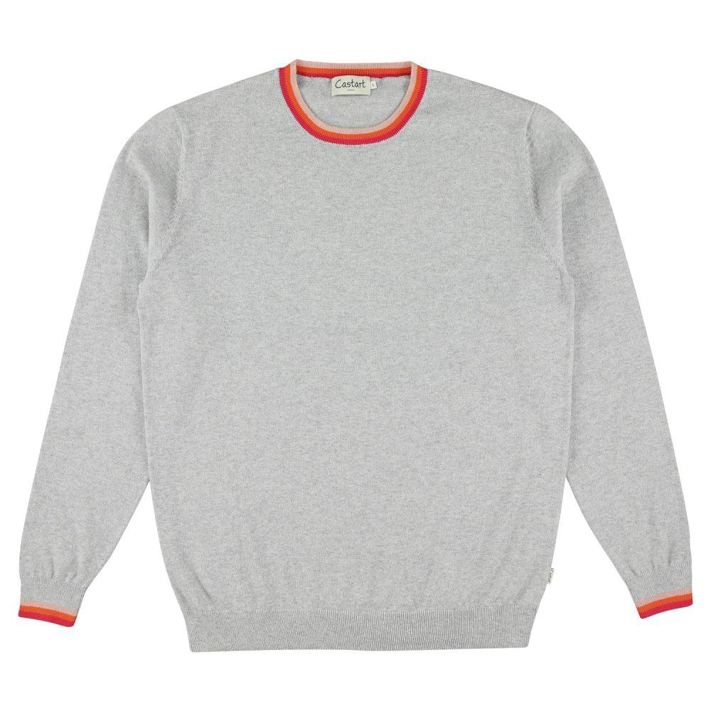 Concord Knitwear - Mid Grey