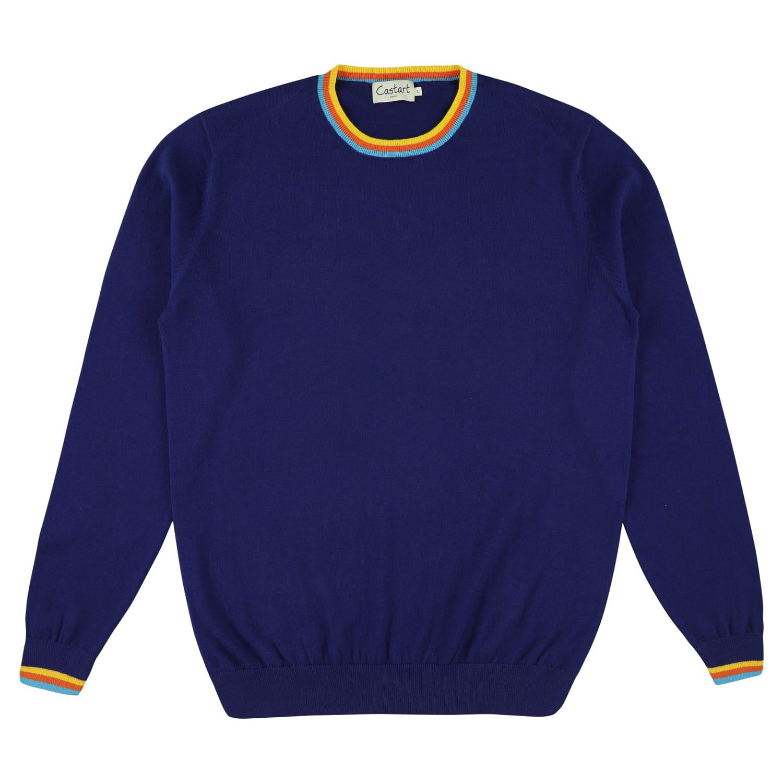 Concord Knitwear - Navy