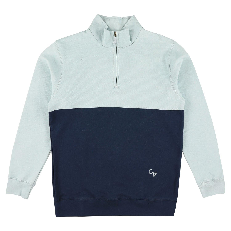 Cornwal Sweater - Light Blue