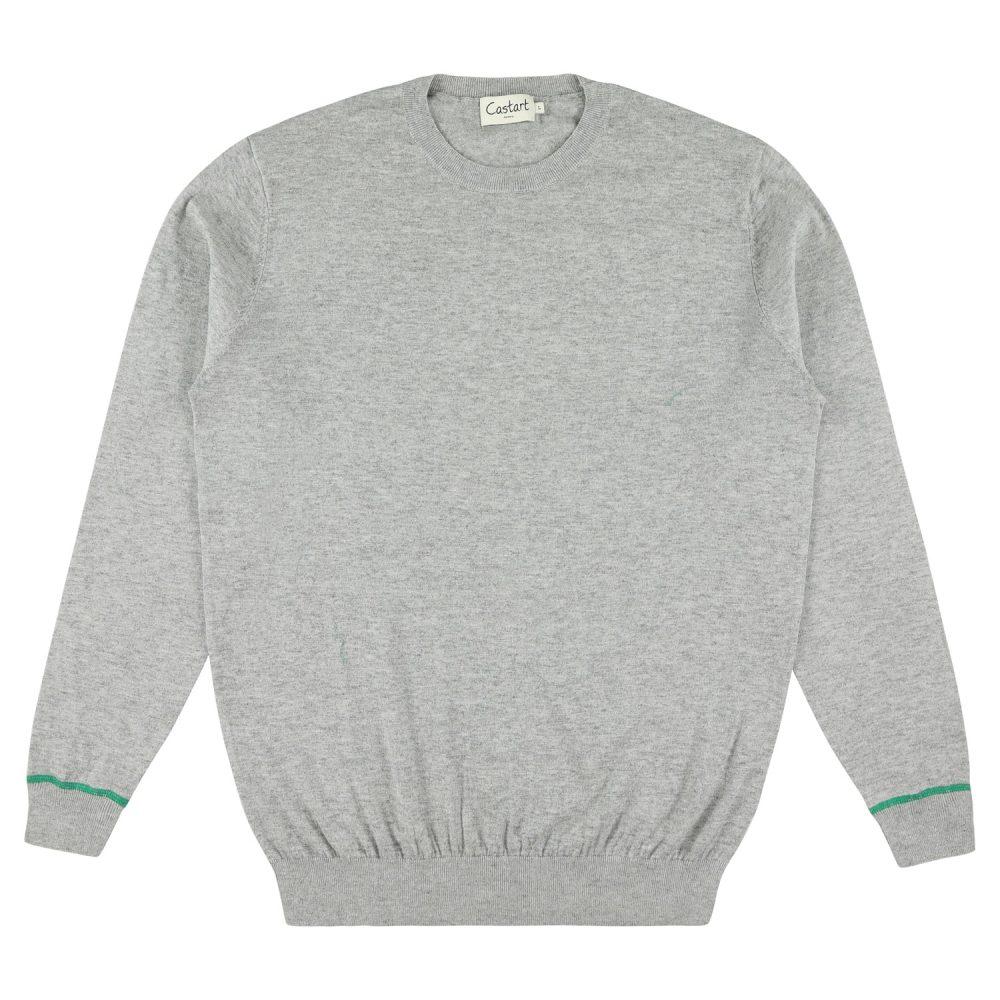 Fordham Knitwear - Mid Grey