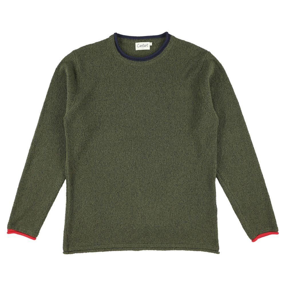 Hornsea Knitwear - Khaki