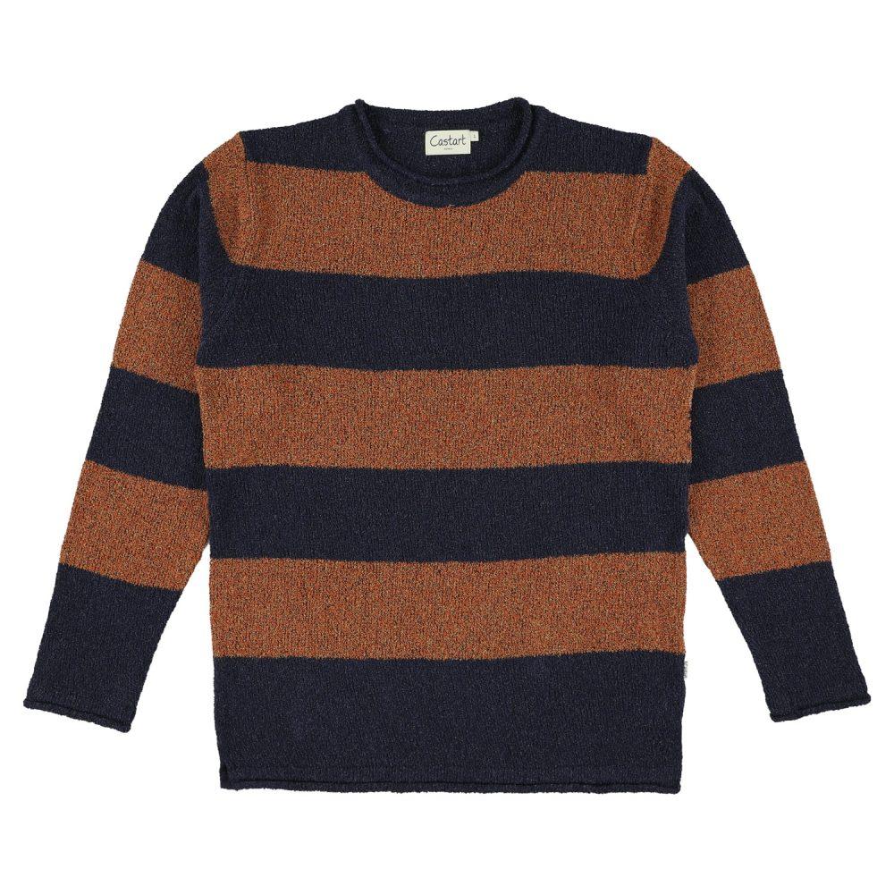 Humber Knitwear - Rust