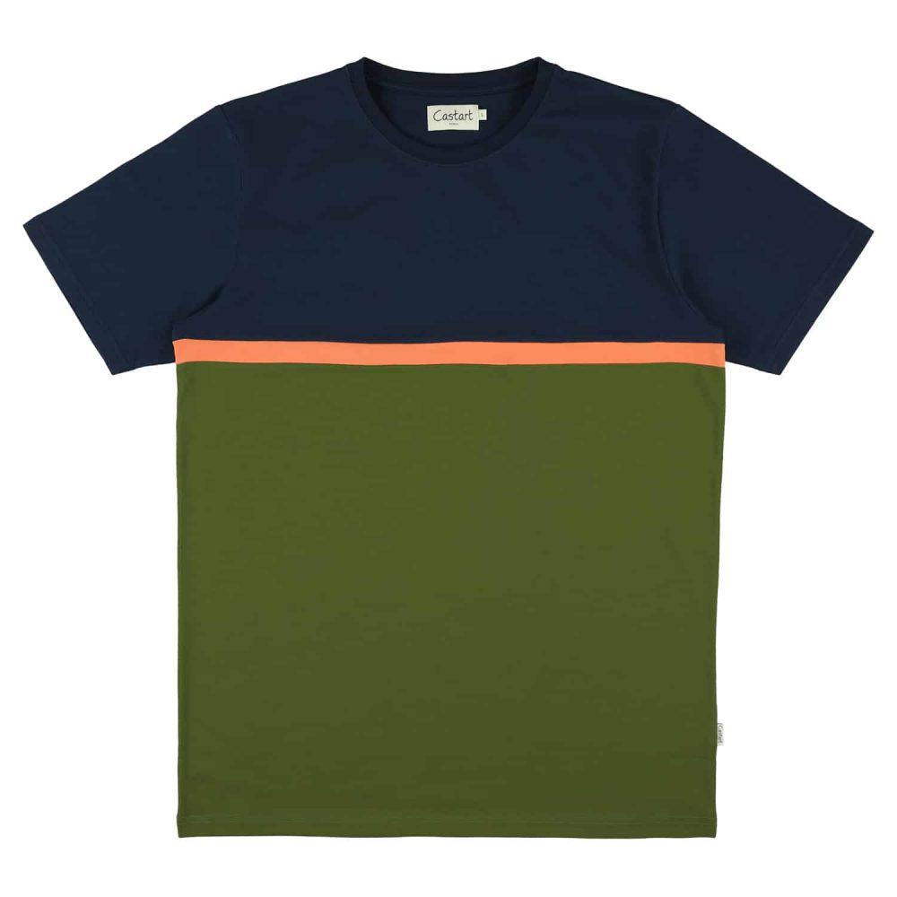 Jura T-shirt - Navy