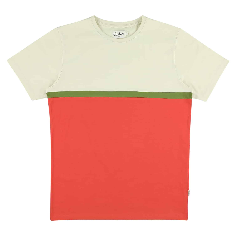 Jura T-shirt - Sand
