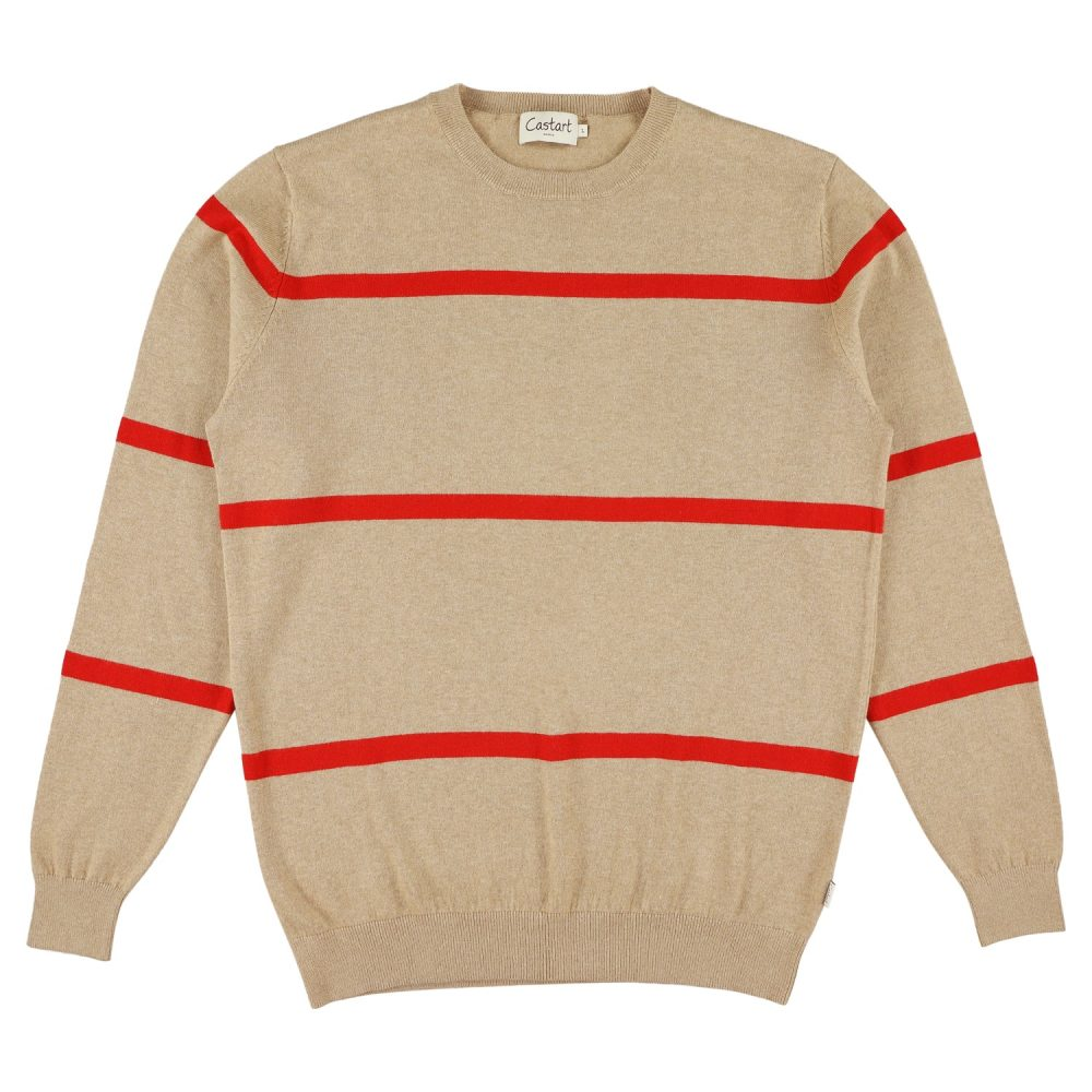 Pendine Knitwear - Camel