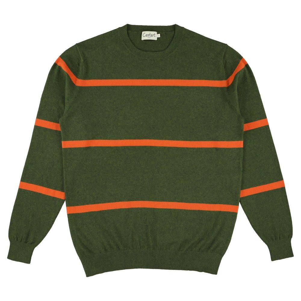 Pendine Knitwear - Khaki