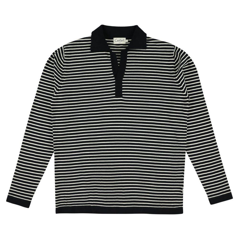 Portree Knitwear - Navy