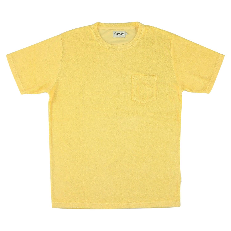 Seabase T-shirt - Yellow