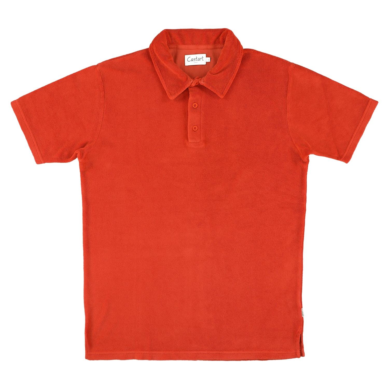 Seaford T-shirt - Paprika