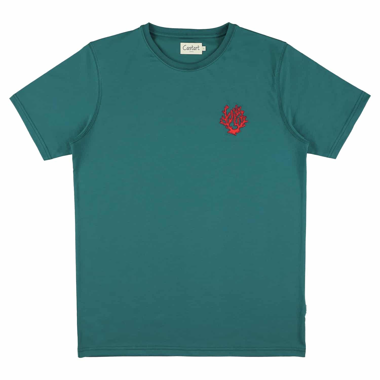 Sky T-shirt - Blue