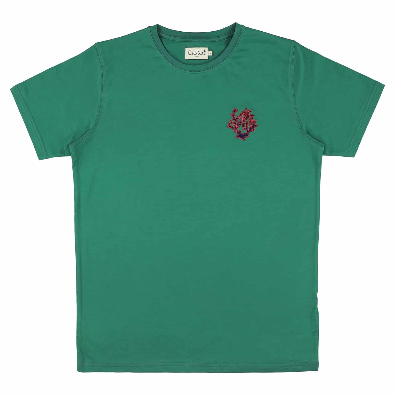 Sky T-shirt - Green