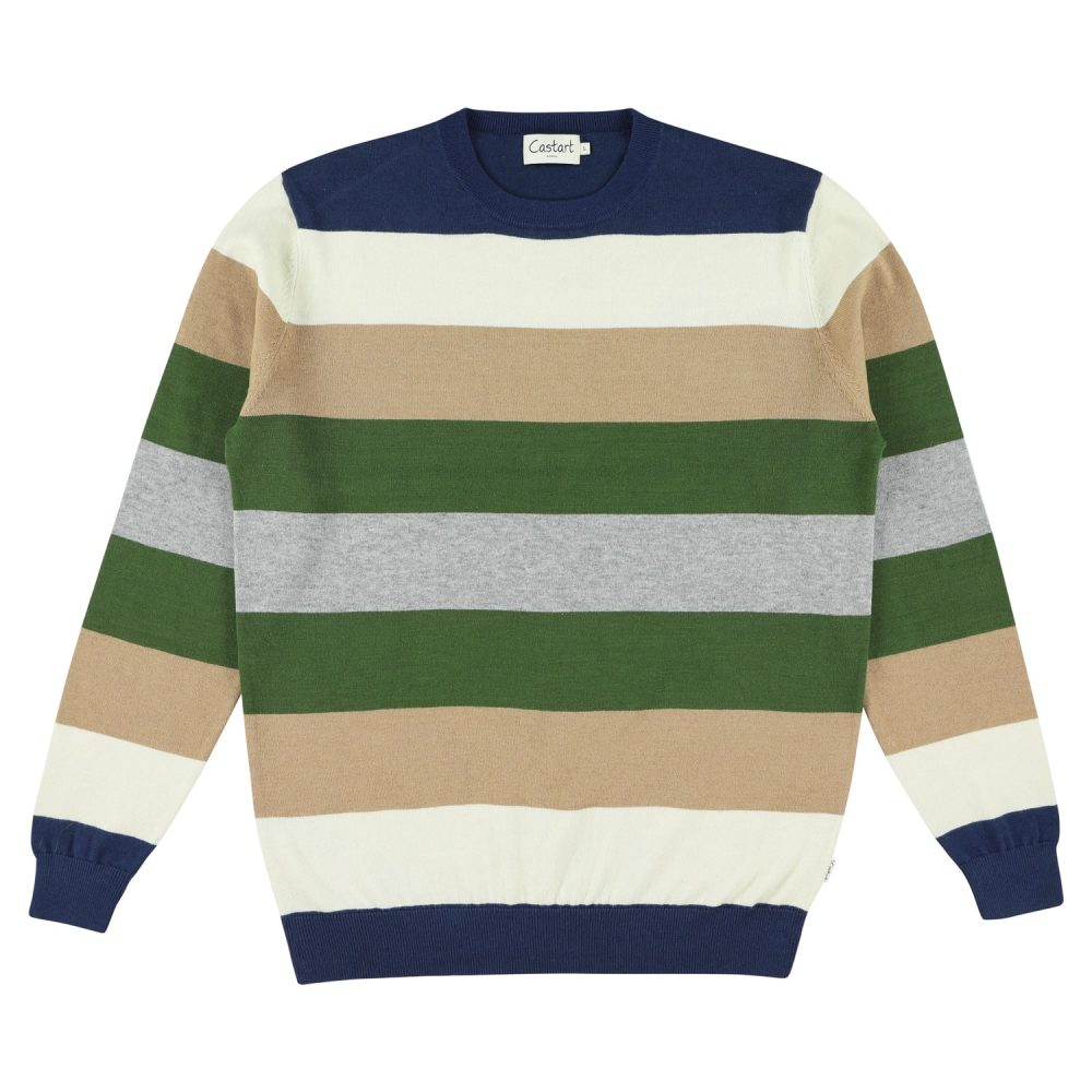 Solva Knitwear - Camel