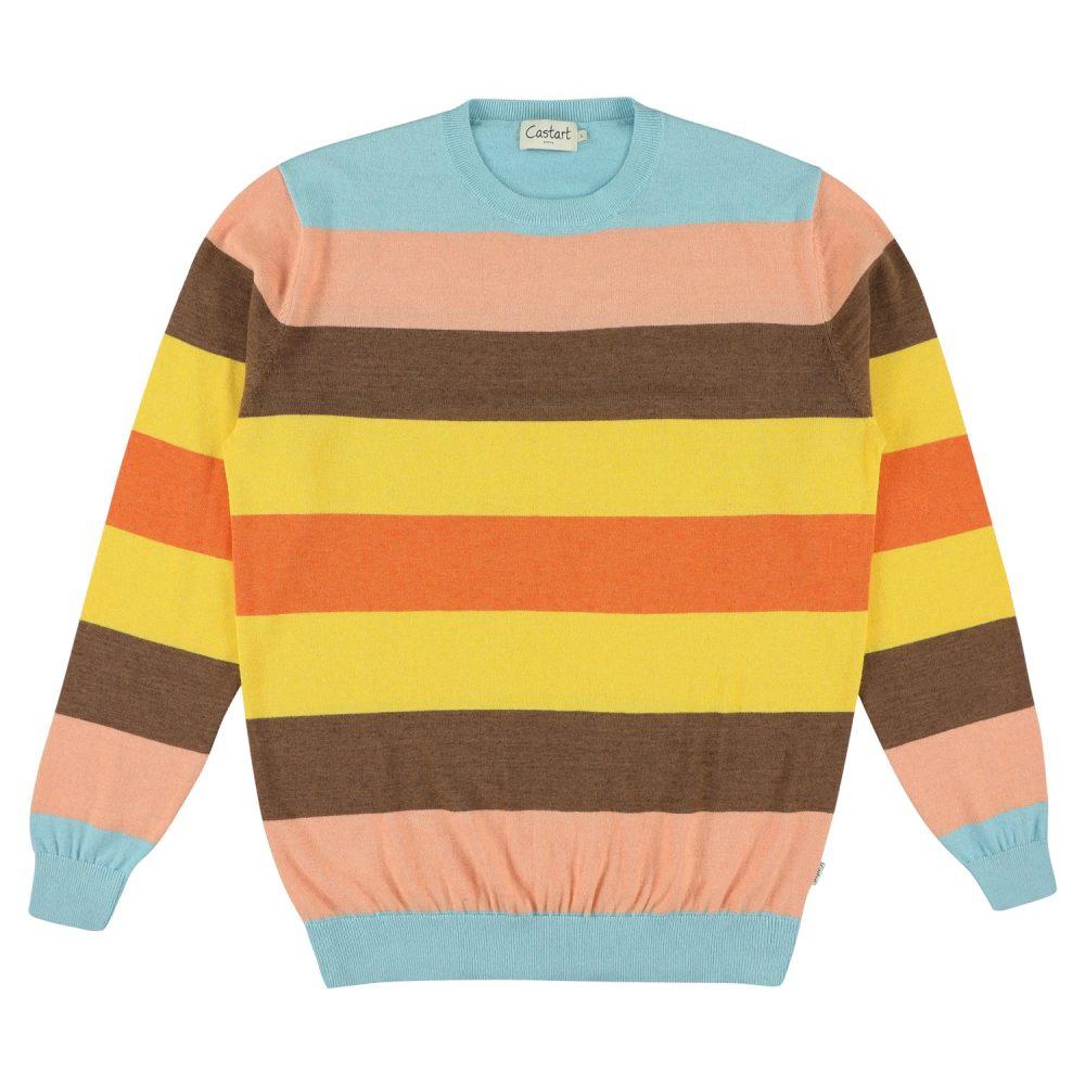 Solva Knitwear - Yellow