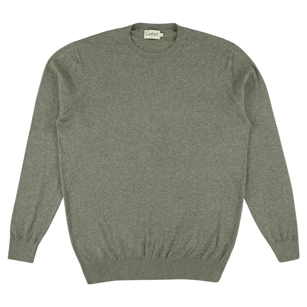 Talacre Knitwear - Khaki