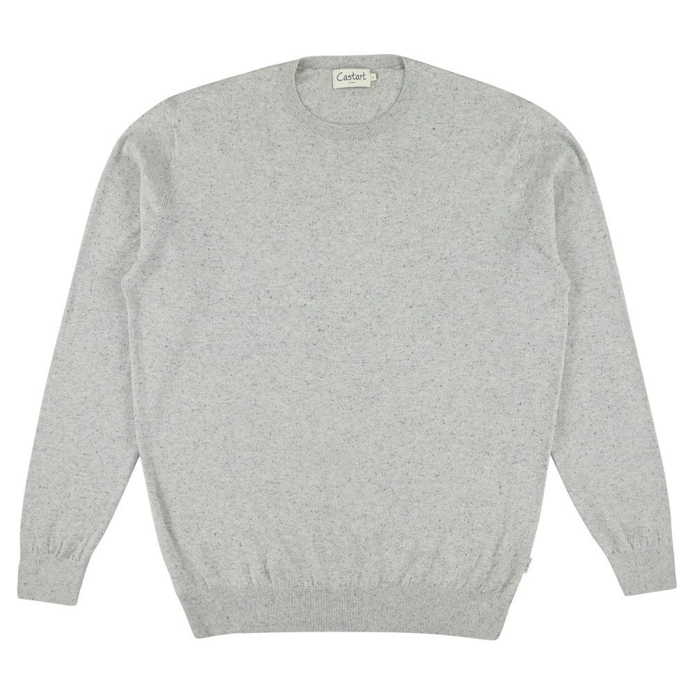 Talacre Knitwear - Mid Grey