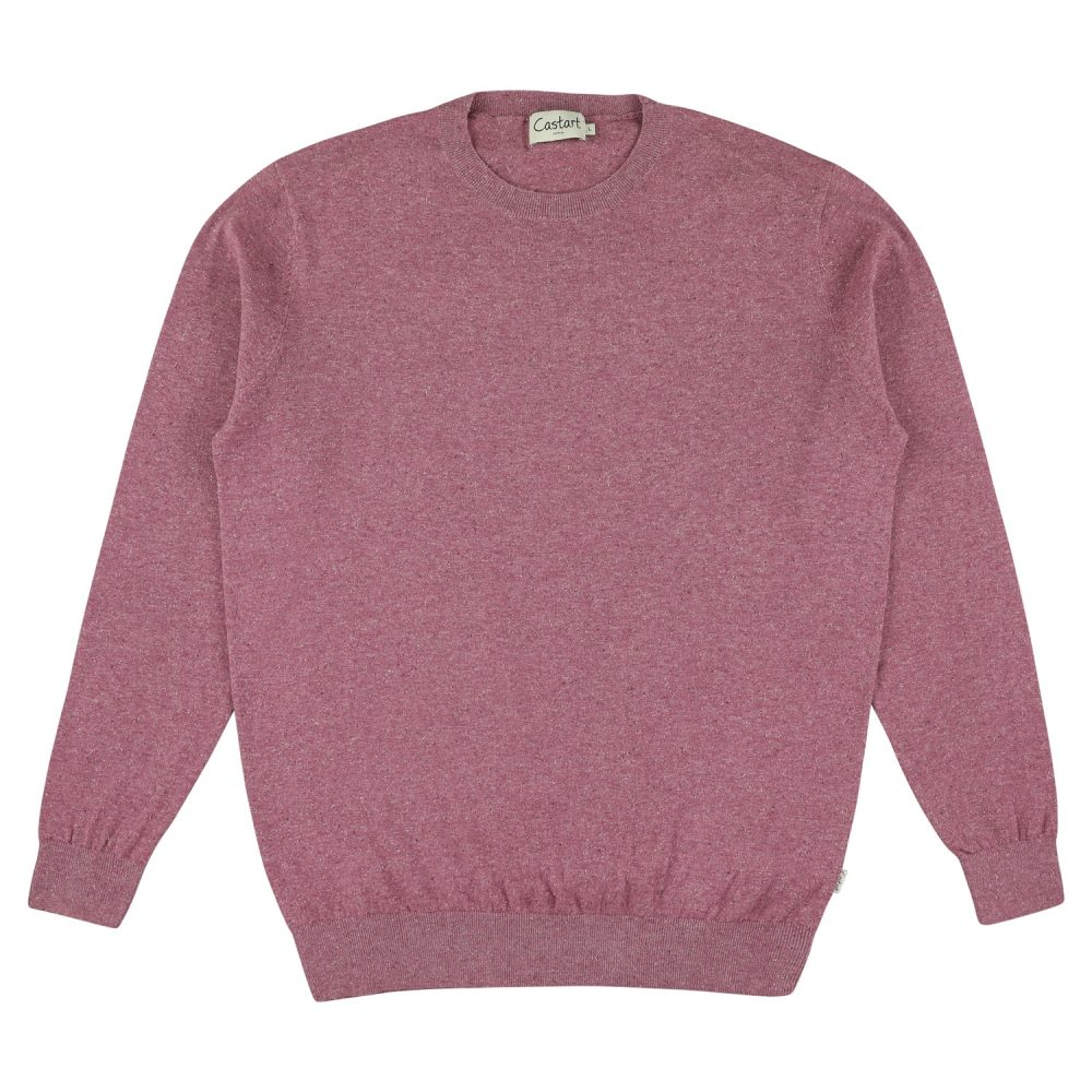 Talacre Knitwear - Old Rose