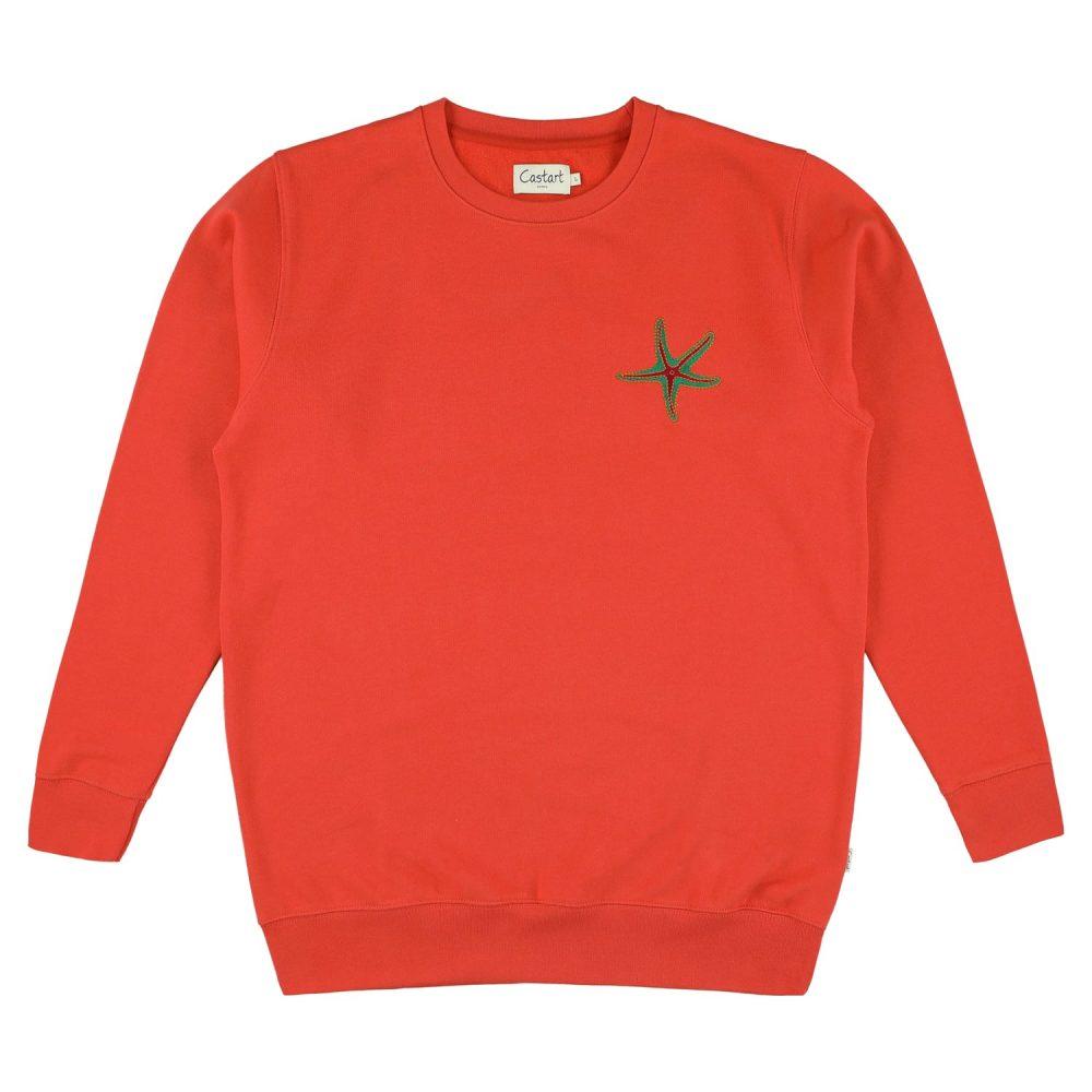Tenby Sweater - Paprika