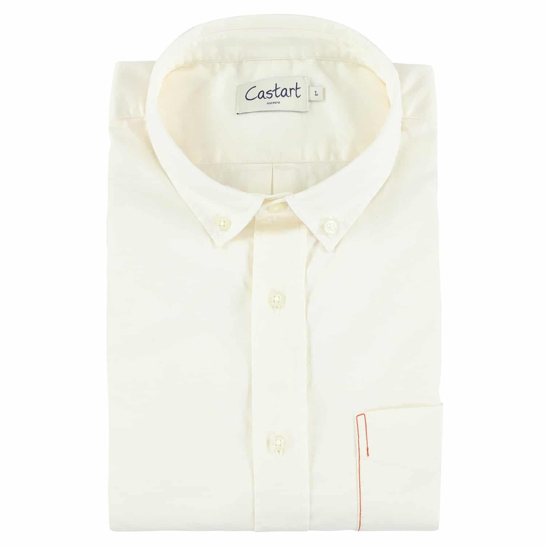 Filey Shirt - Ecru