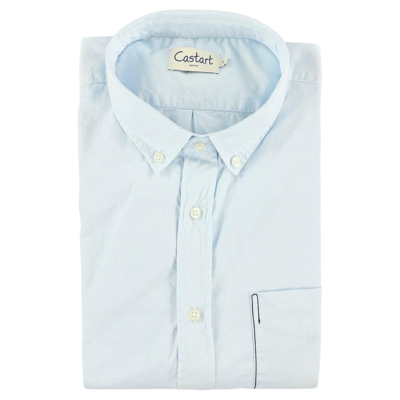 Filey Shirt - Light Blue