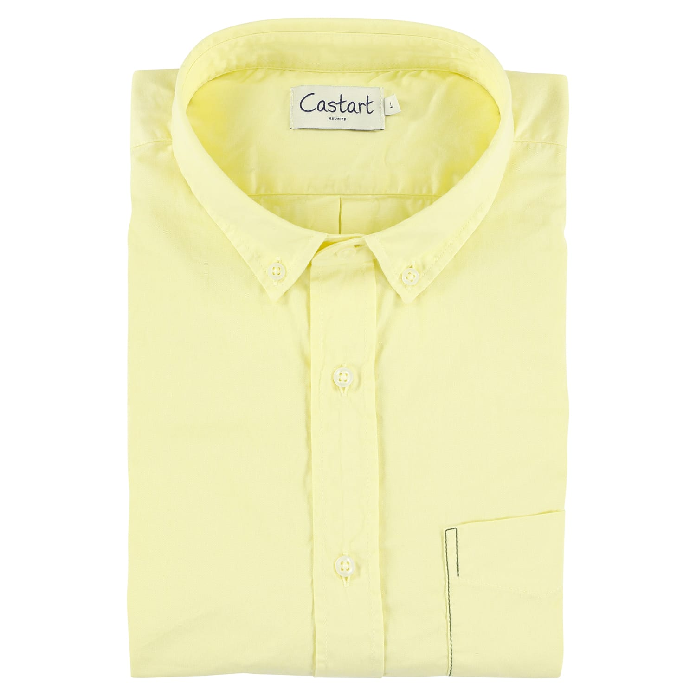 Filey Shirt - Yellow