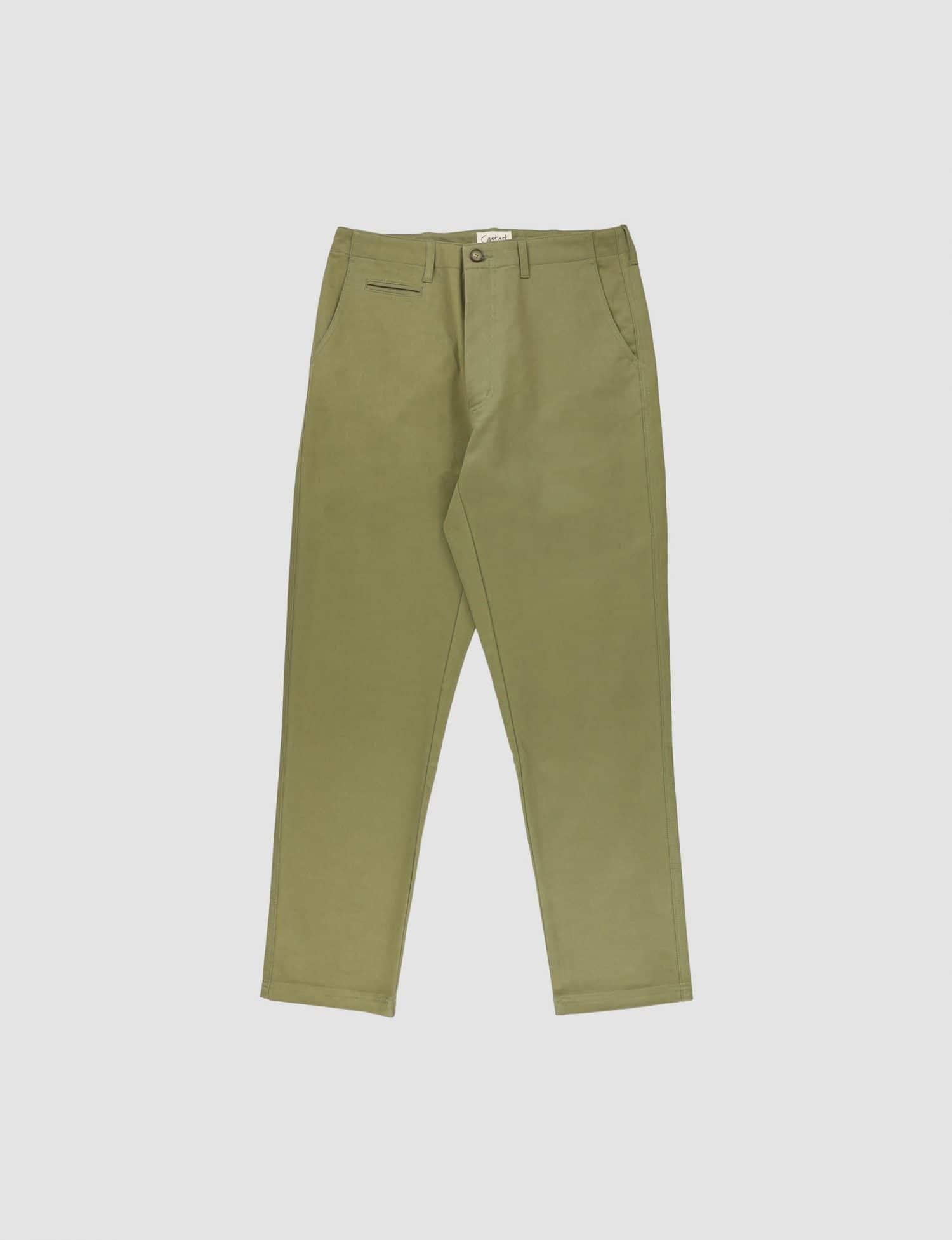 Hockney Reg - Khaki