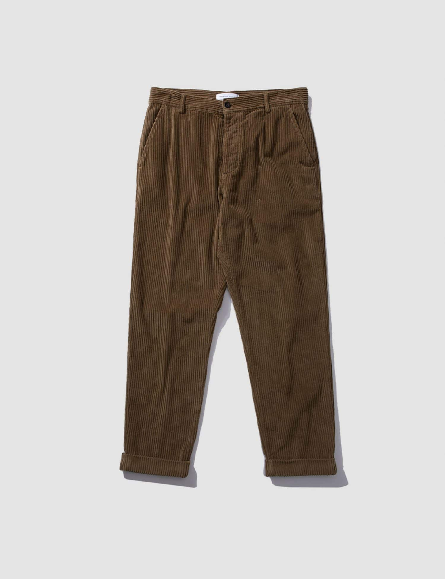 Castart - Edmmond - Jorge pants - Brown