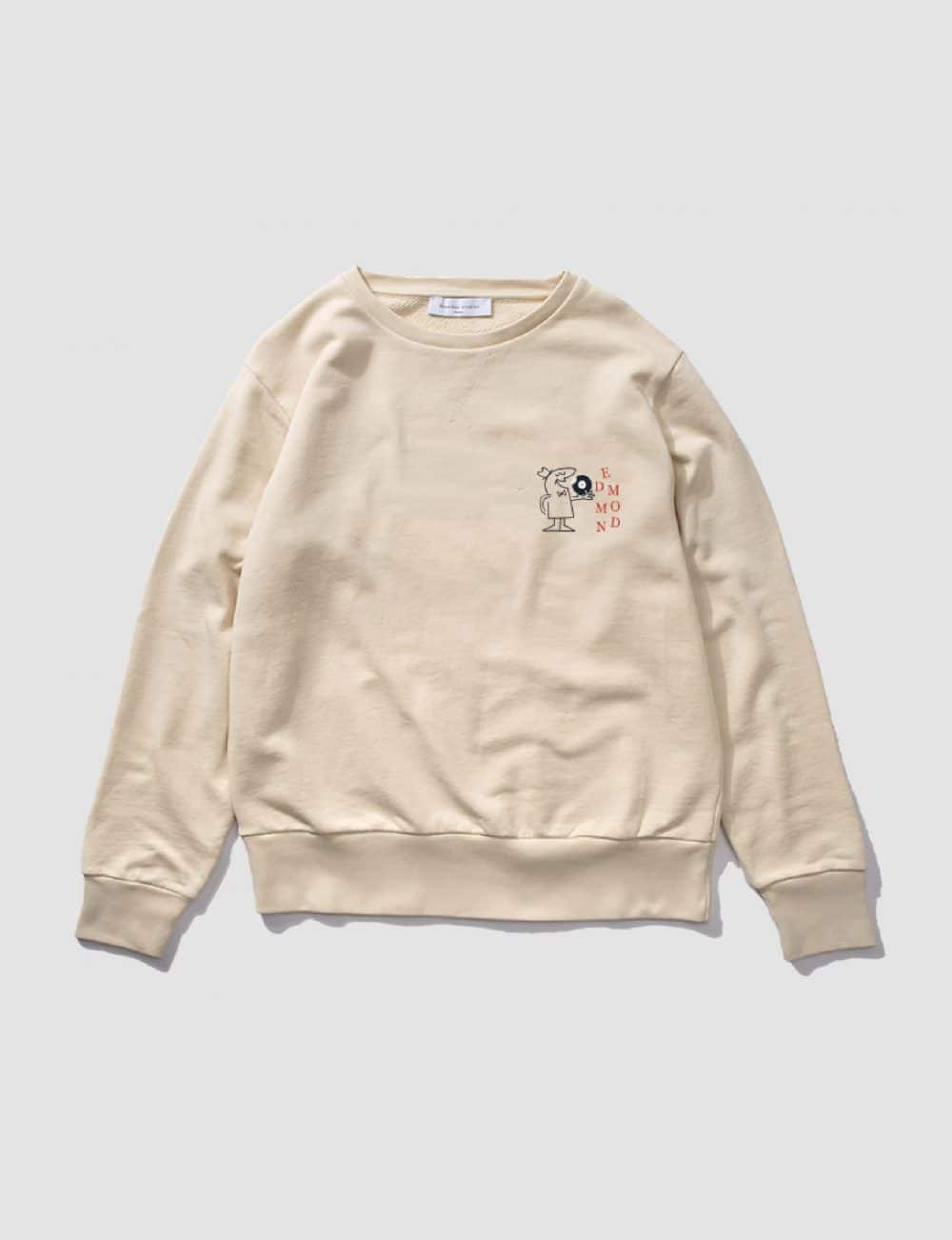 Castart - Edmmond Parties Sweater - Beige