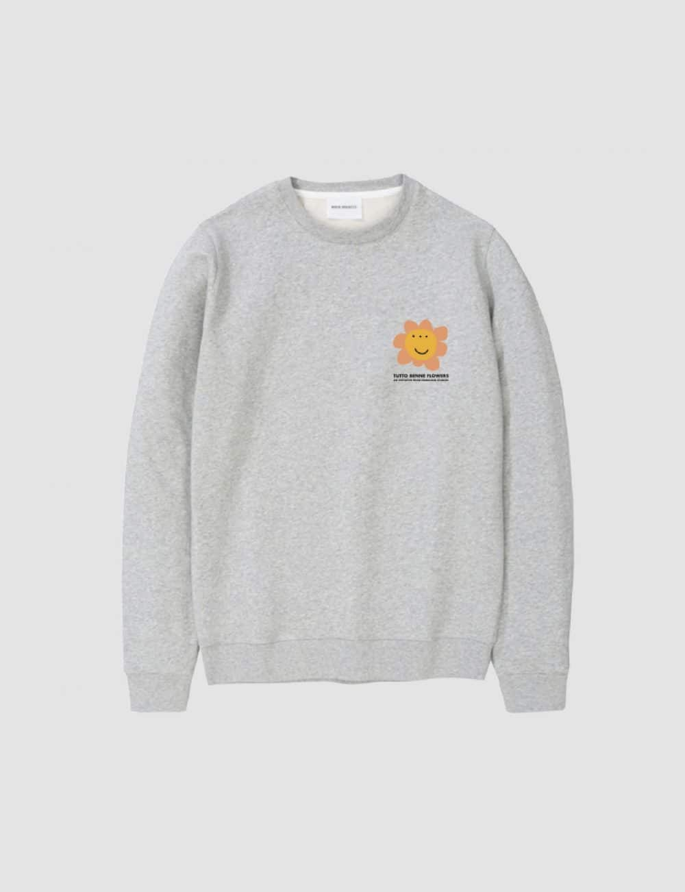 Castart - Edmmond Tutto bene sweater - Grey