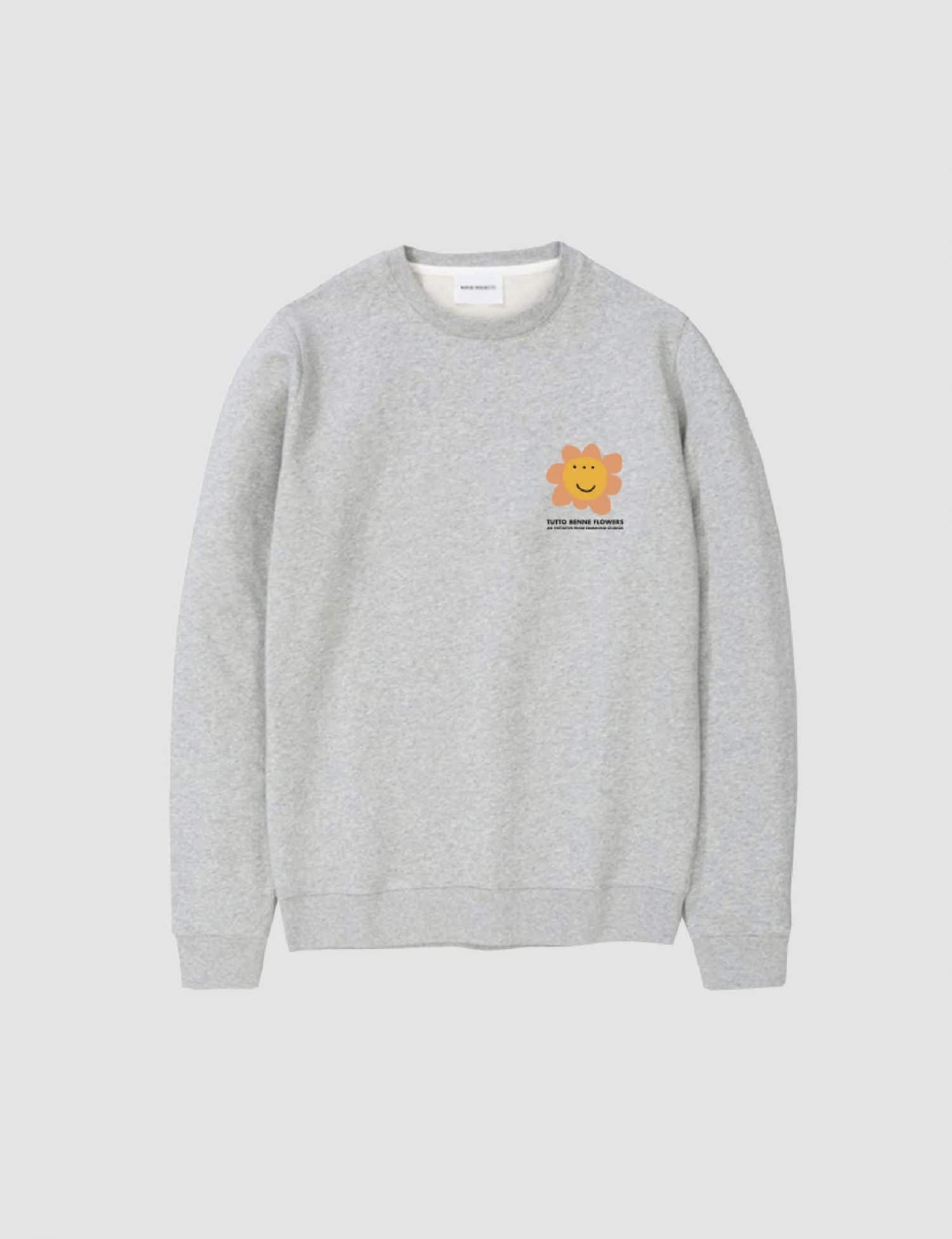 Castart - Edmmond Tutto bene sweater - Grey