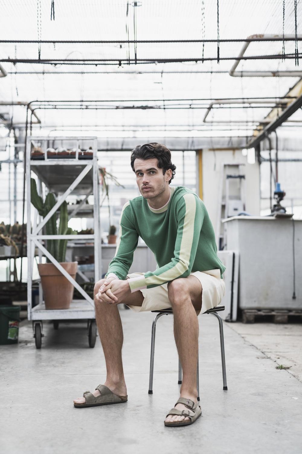 Castart - Sunbuddy knitwear - Green