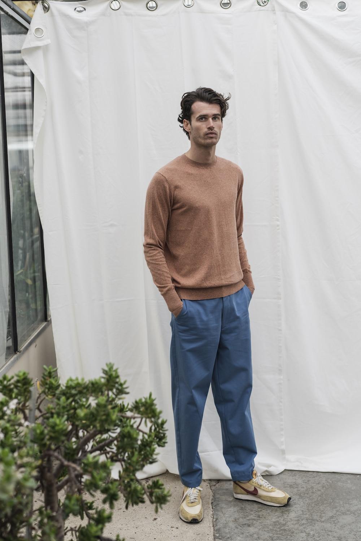 Castart - Talacre knitwear - Sand