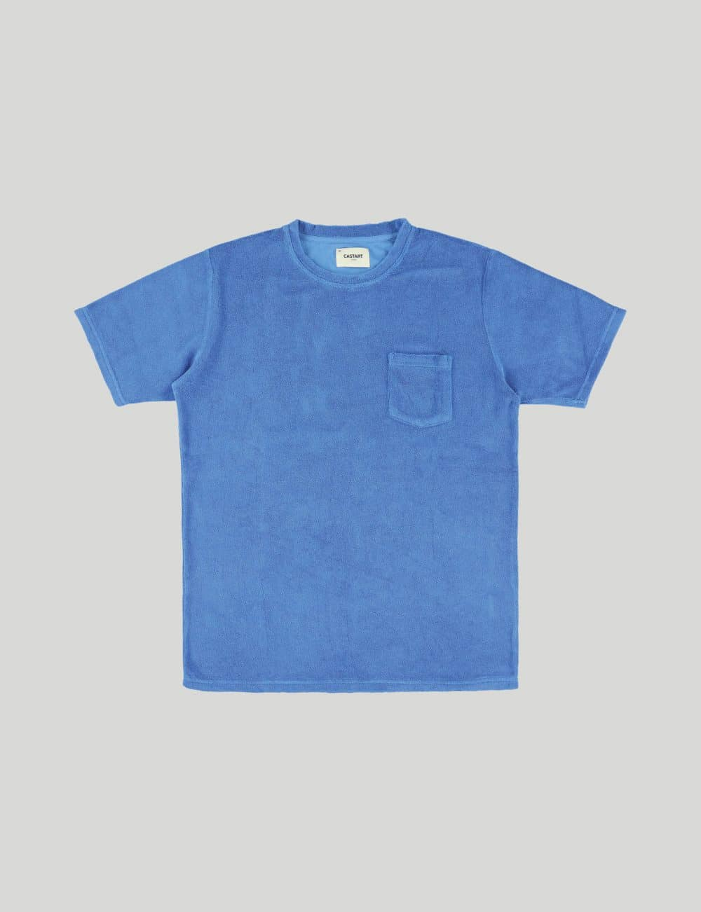 Castart - Seabase Tee - French Blue