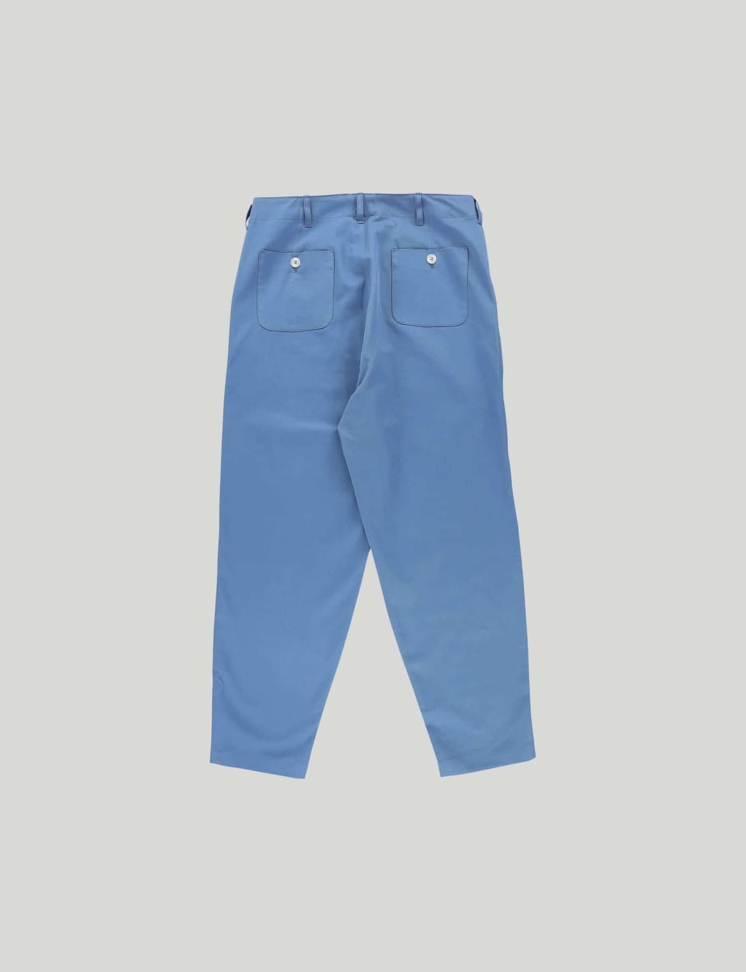 Castart - Beachspider Trouser - Washed Blue