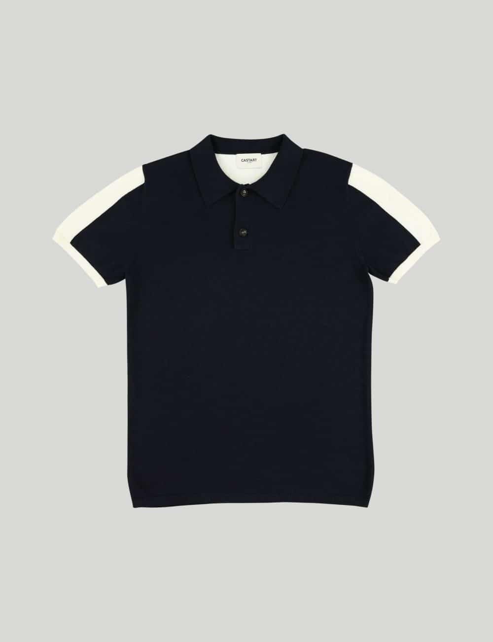 Castart - Topolino knitwear - Navy Blue