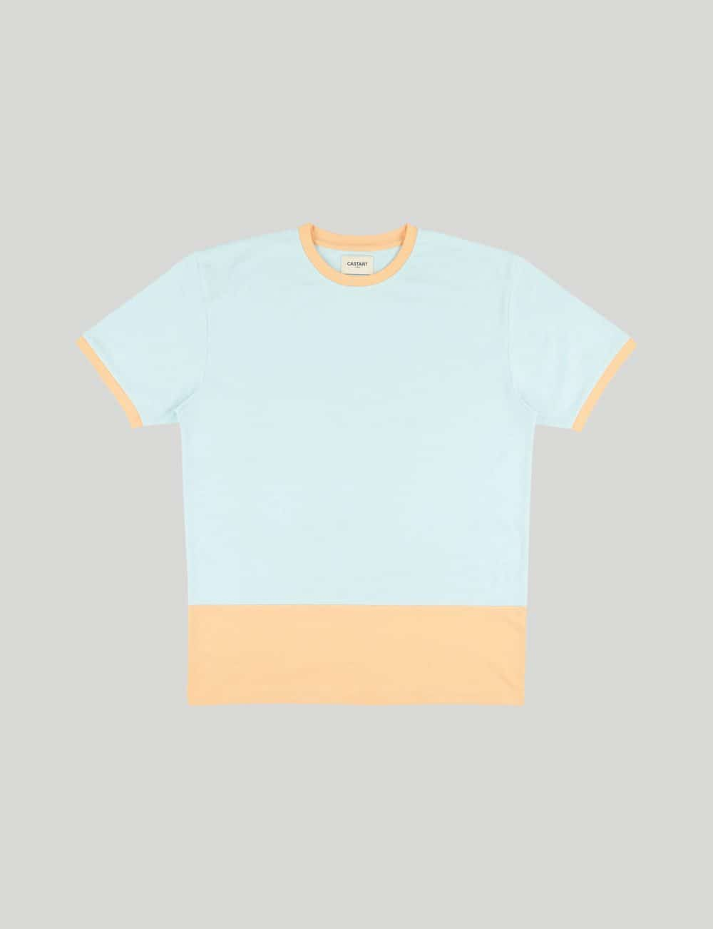 Castart - Bunny's Ear Tee - Light Blue