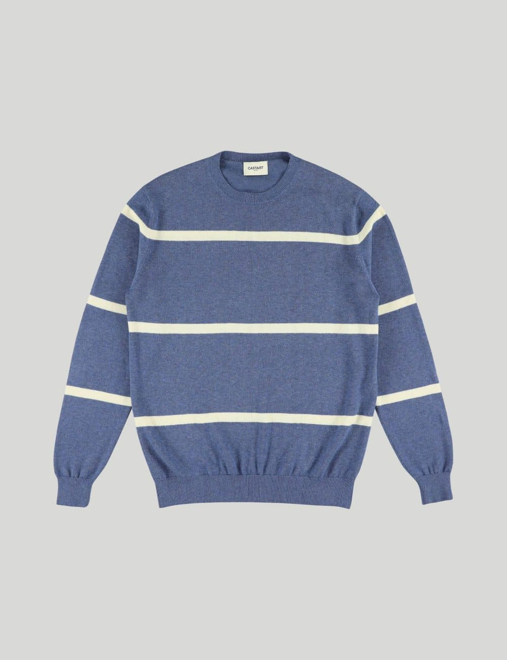 Castart - Pendine knitwear - French Blue