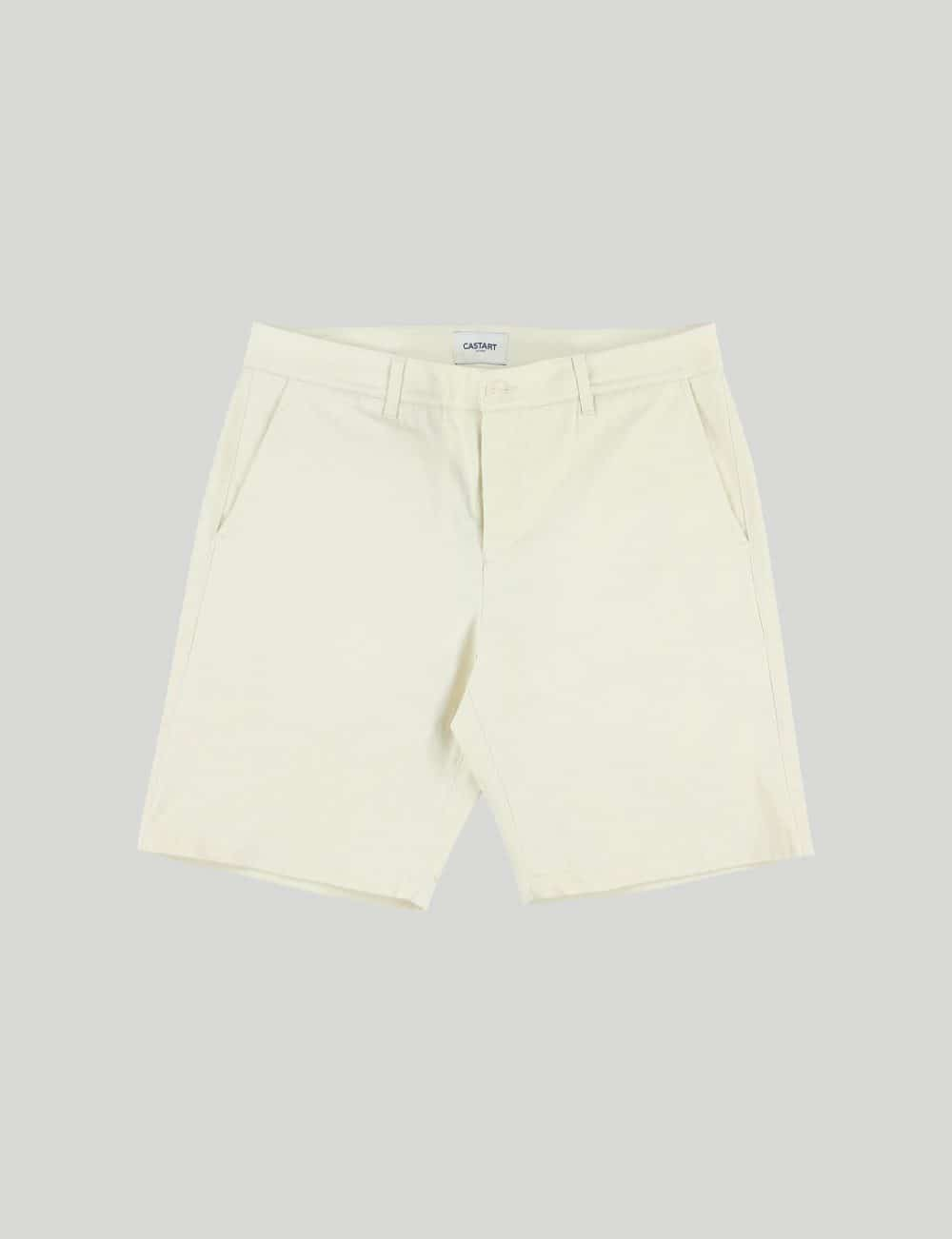 Castart - Angel Wing Shorts - Off-white