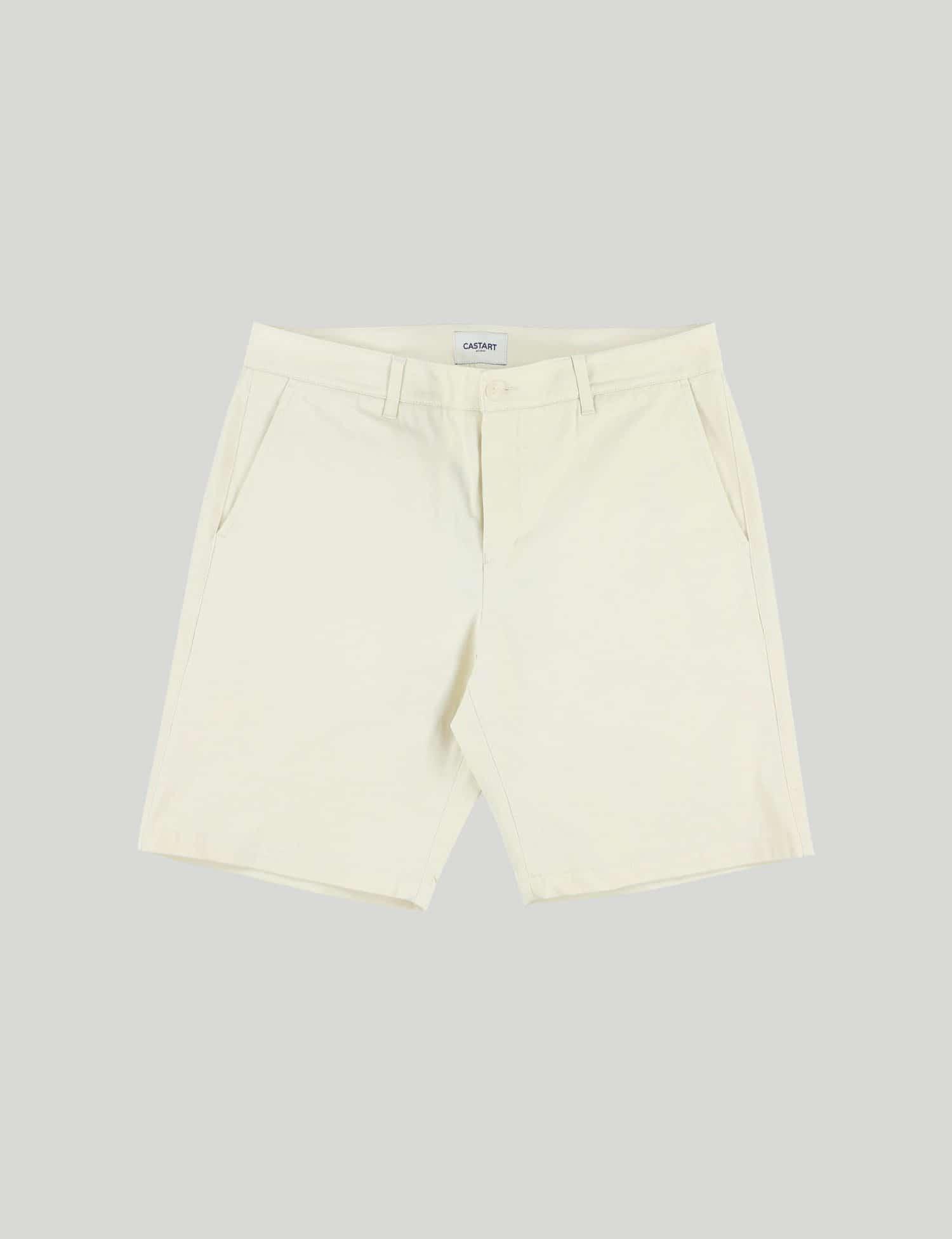 Castart - Angel Wing Shorts - Off-white