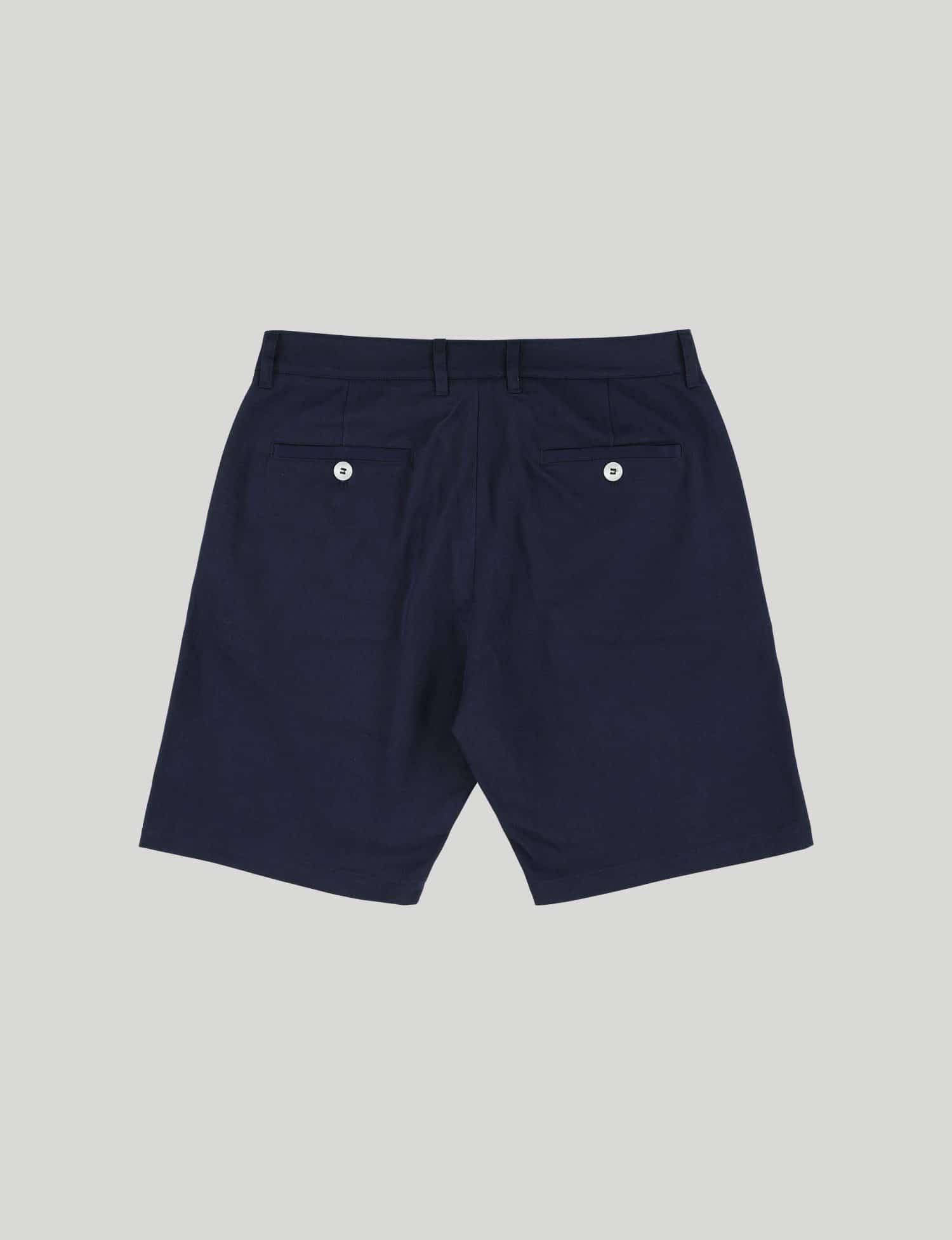 Castart - Angel Wing Shorts - Navy Blue
